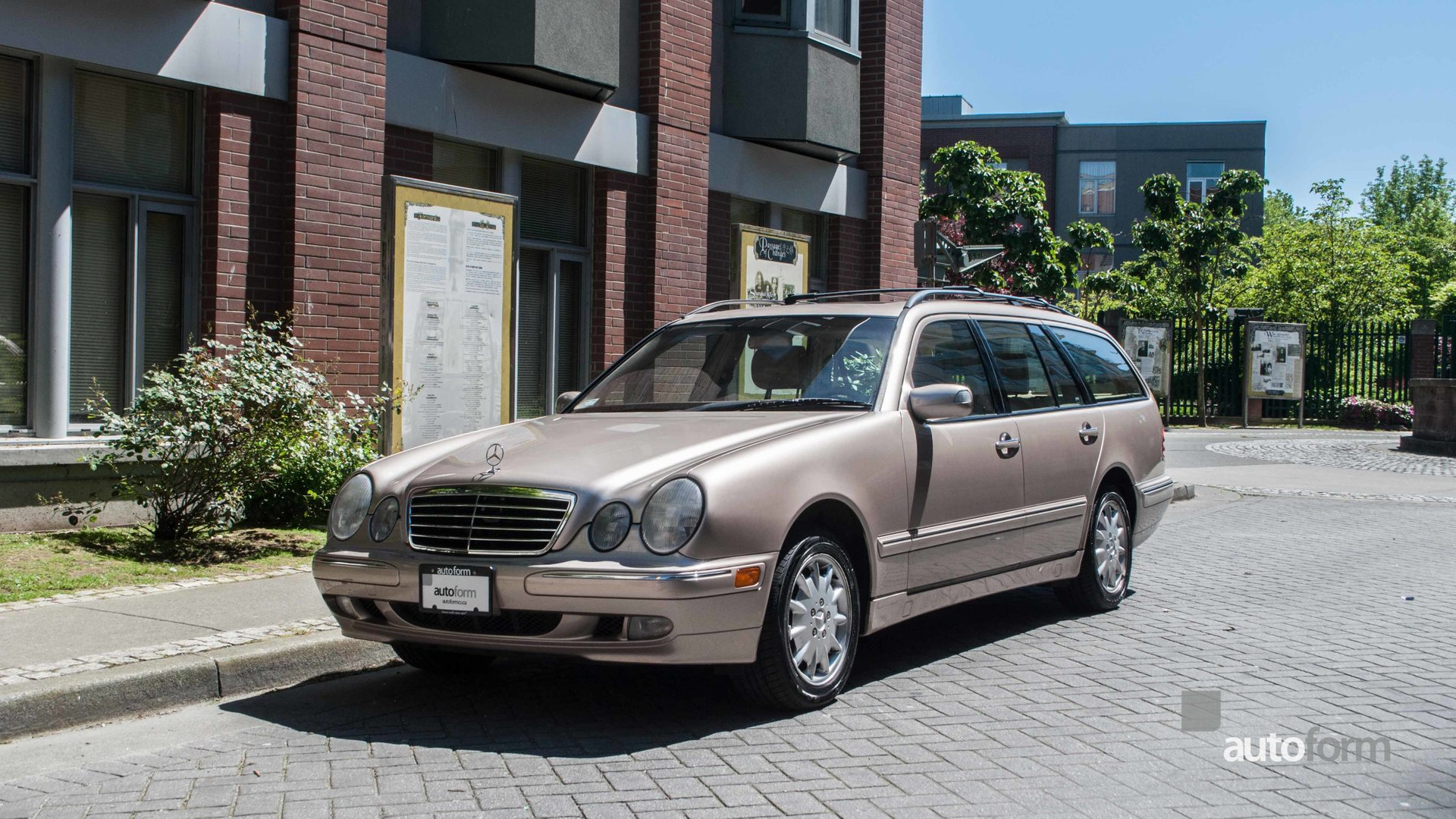 2000 mercedes benz e320