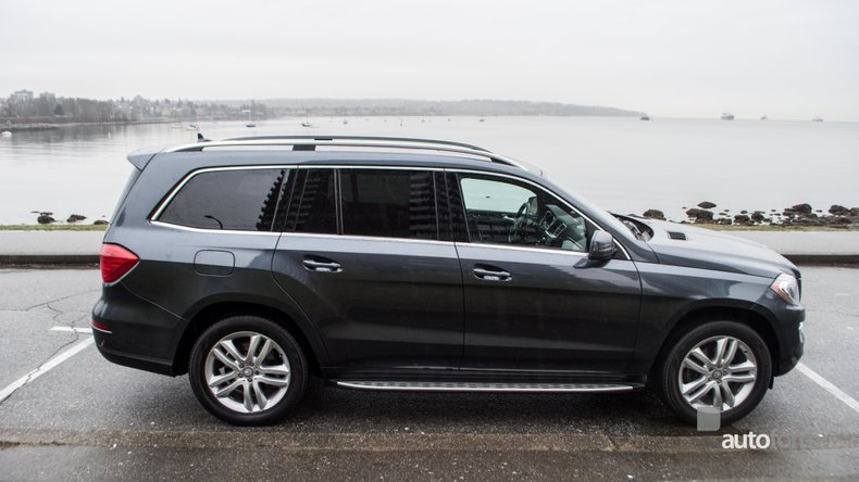 2014 Mercedes-Benz GL350 BlueTEC