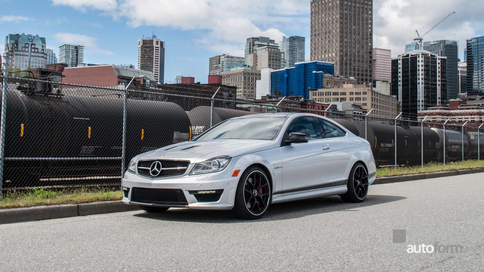 2014 Mercedes-Benz C63 AMG 507 edition