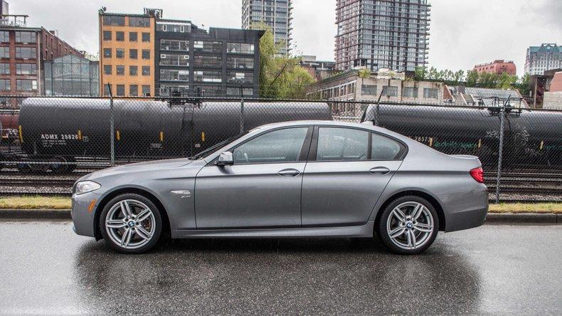 2011 BMW 550i xDrive