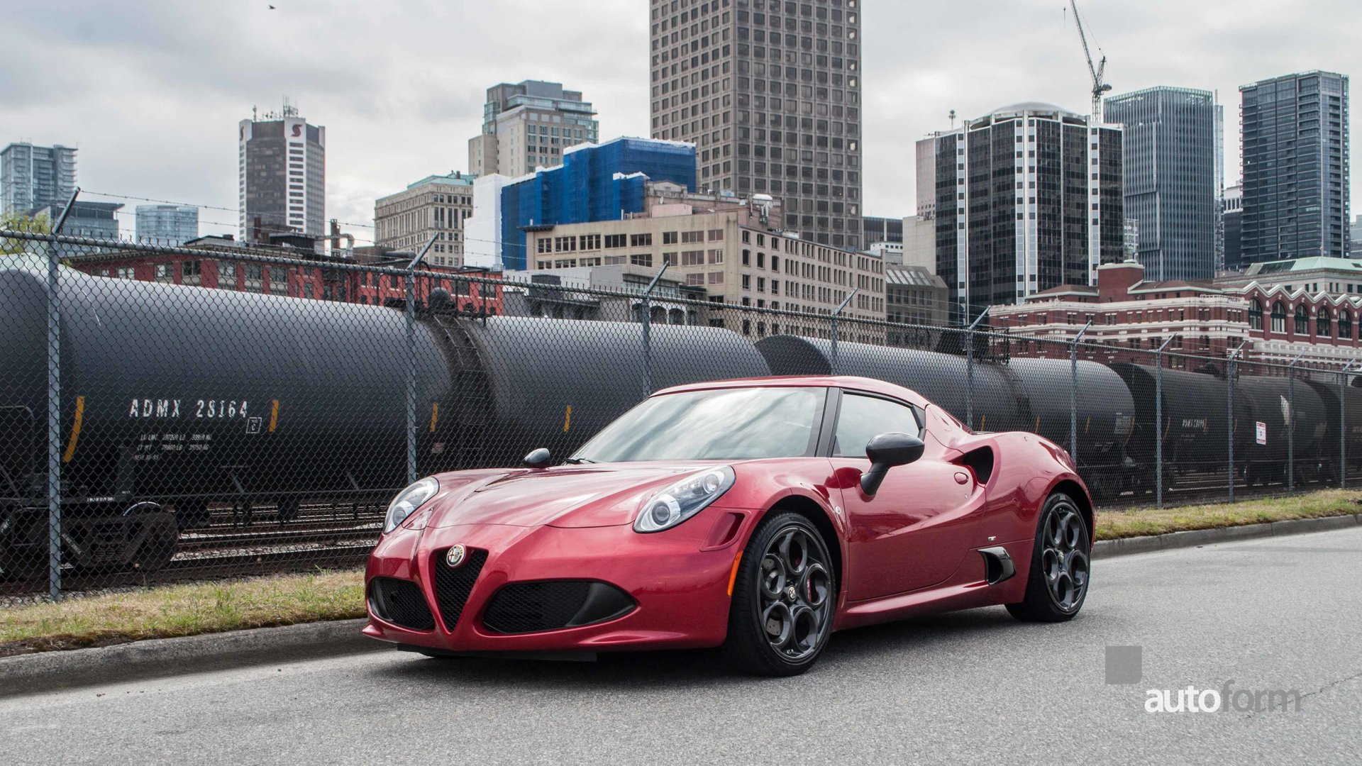 2015 alfa romeo 4c autoform. Black Bedroom Furniture Sets. Home Design Ideas
