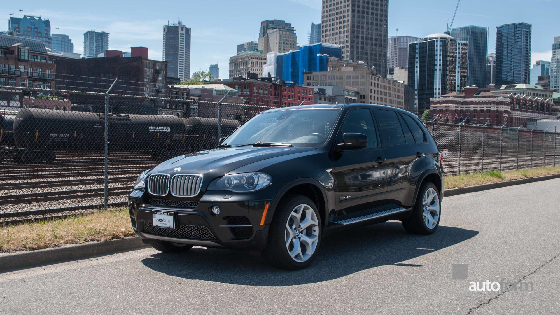 2011 bmw x5 35d diesel loaded