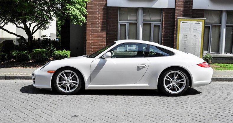 2009 Porsche 911 C2
