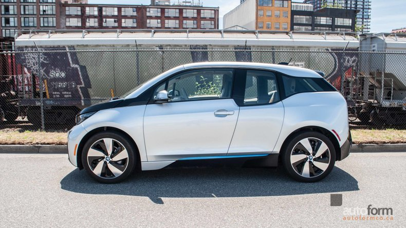 2014 BMW i3 LODGE REX
