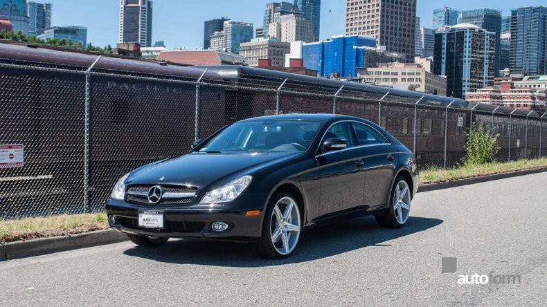 2007 Mercedes-Benz CLS550 For Sale