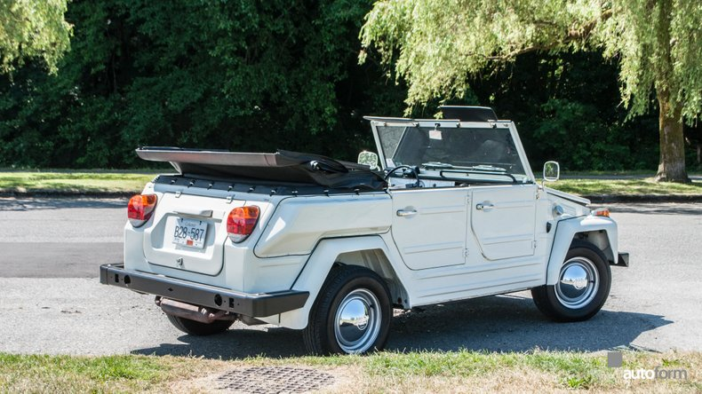 1974 Volkswagen Thing 181