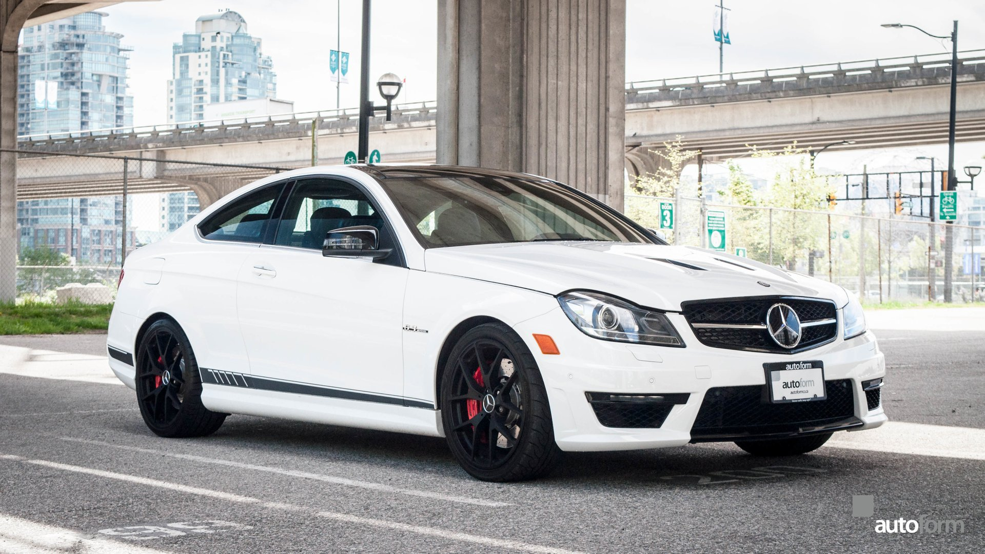 2015 mercedes benz c63 amg 507 edition