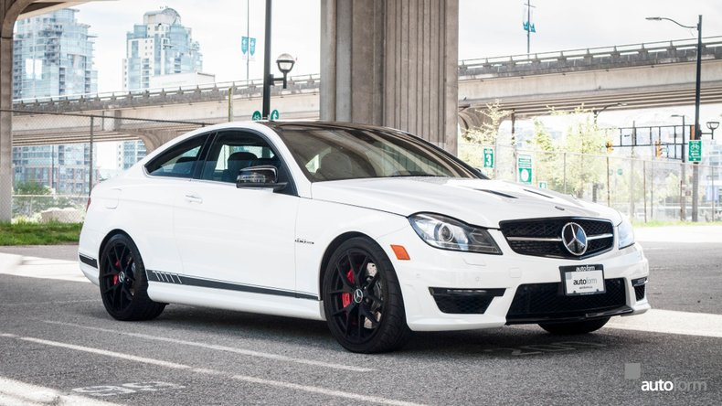 2015 Mercedes-Benz C63 AMG 507 edition For Sale