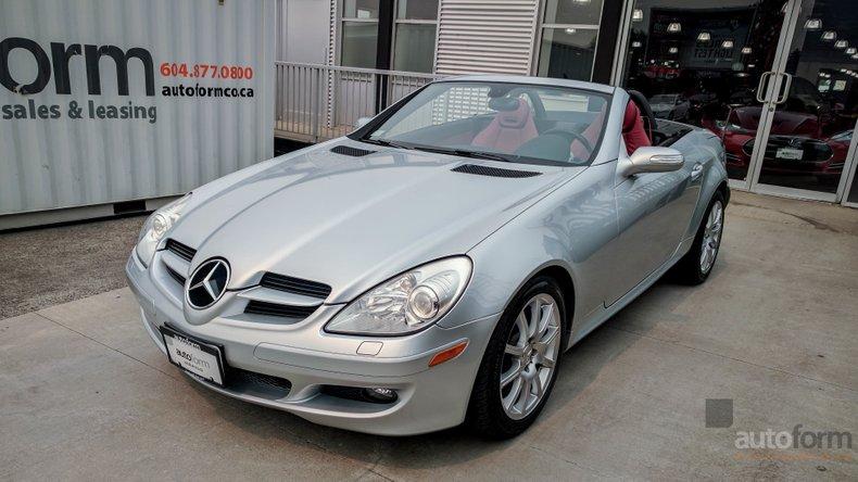 2006 Mercedes-Benz SLK-Class