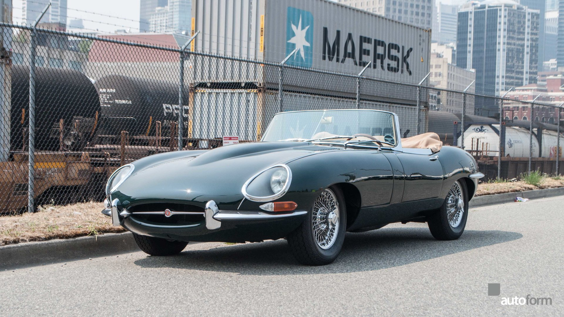 1962 jaguar e type series i