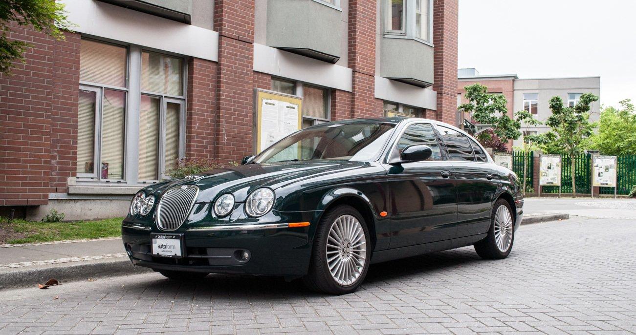 2005 jaguar s type v8 vanden plas