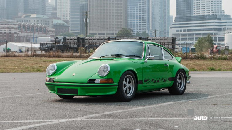 Go Green Leasing >> 1980 Porsche 911 Carrera RS | Autoform