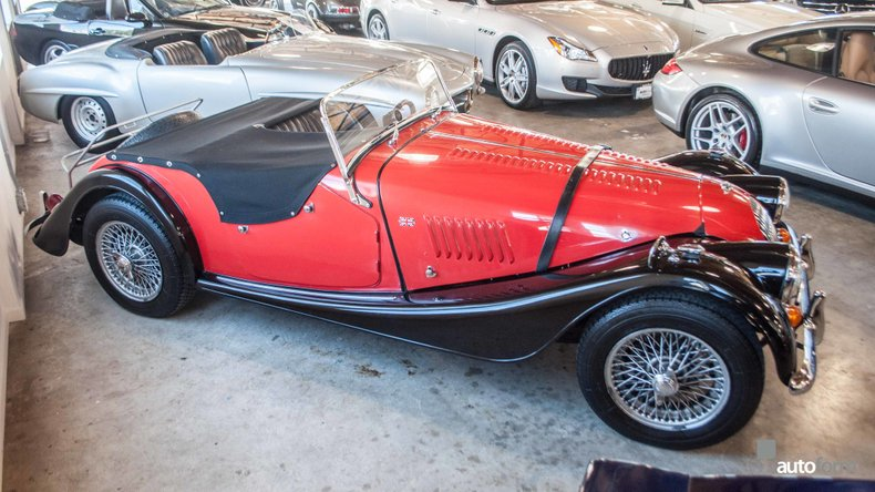 1970 Morgan 4/4 1600
