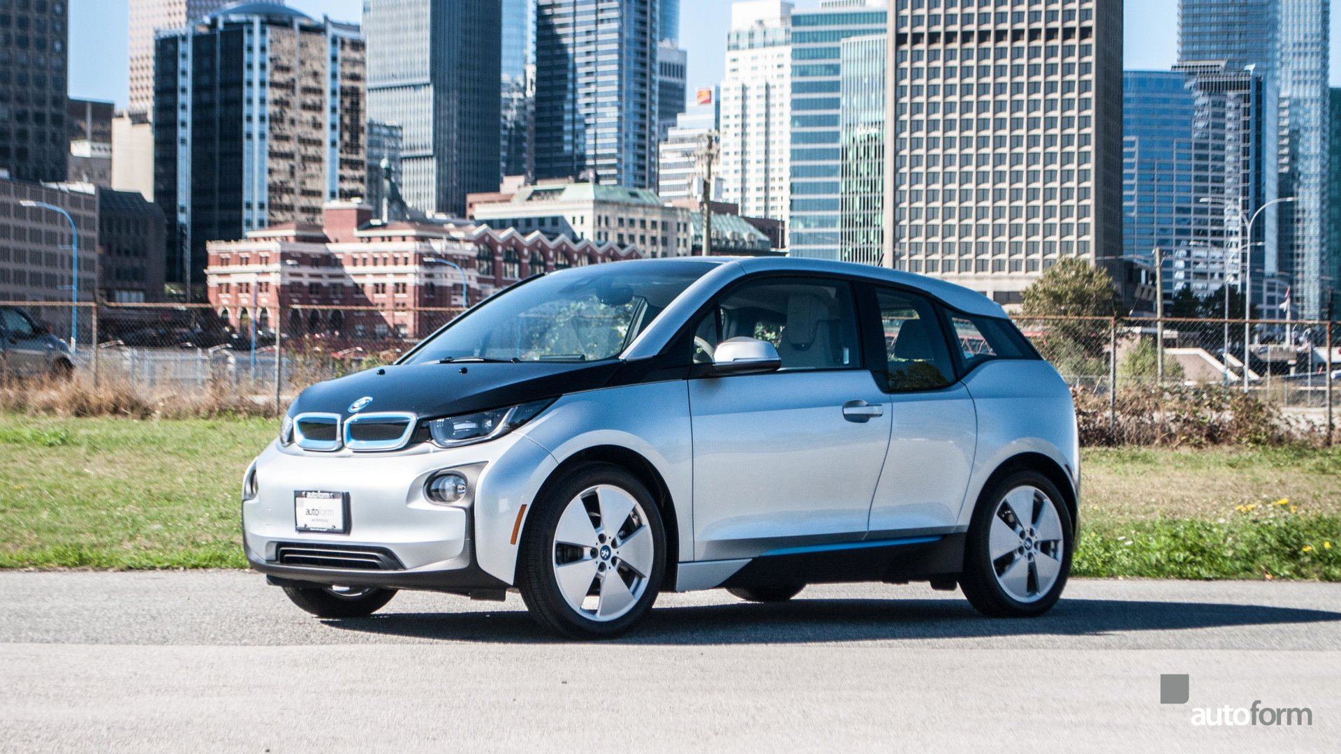 2014 bmw i3 rex w quick charge