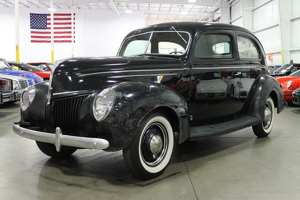 1939 ford tudor custom deluxe