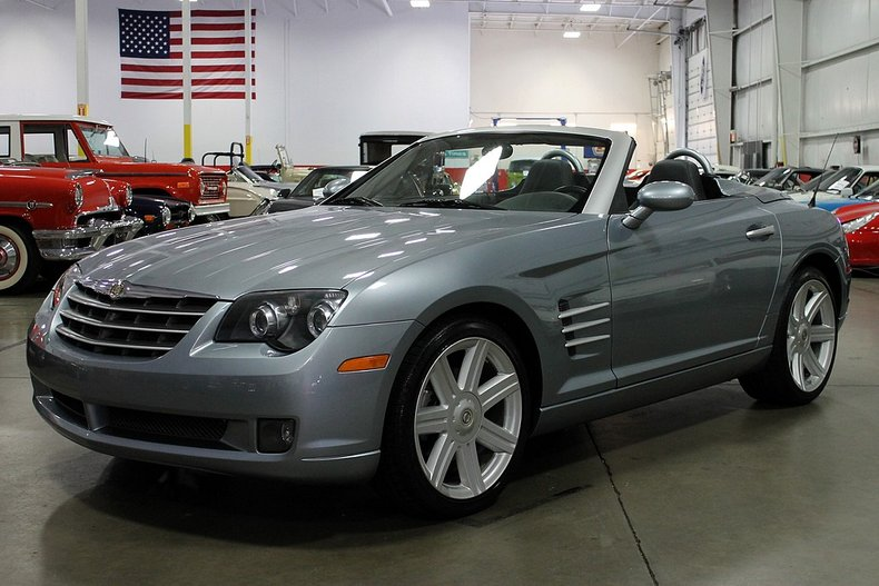 2006 Chrysler Crossfire Gr Auto Gallery