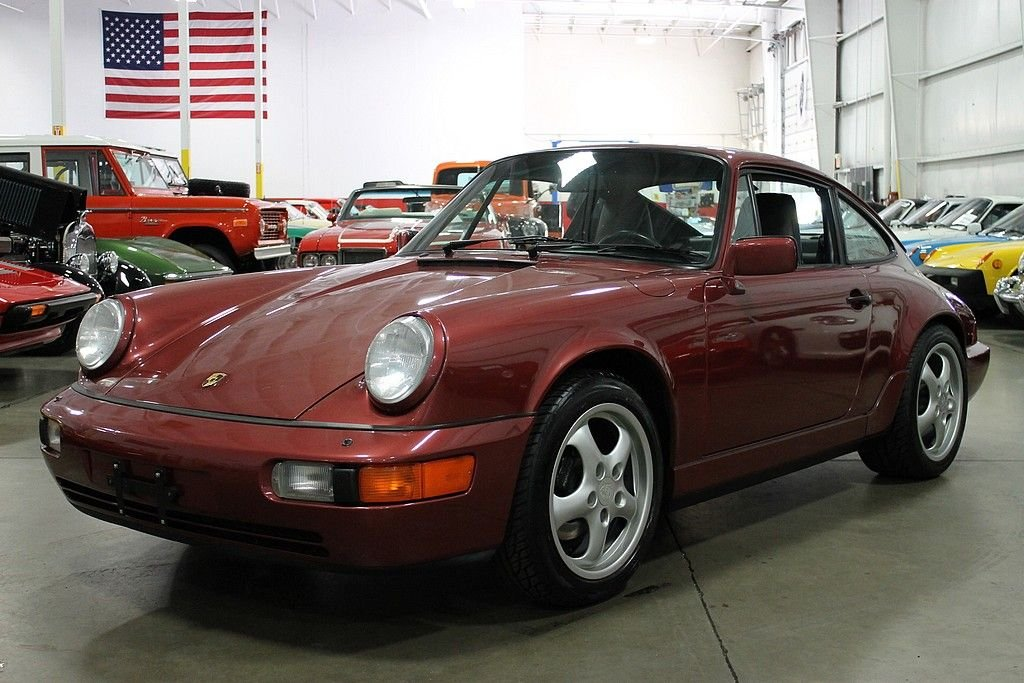 1990 porsche 911 964 carrera 2