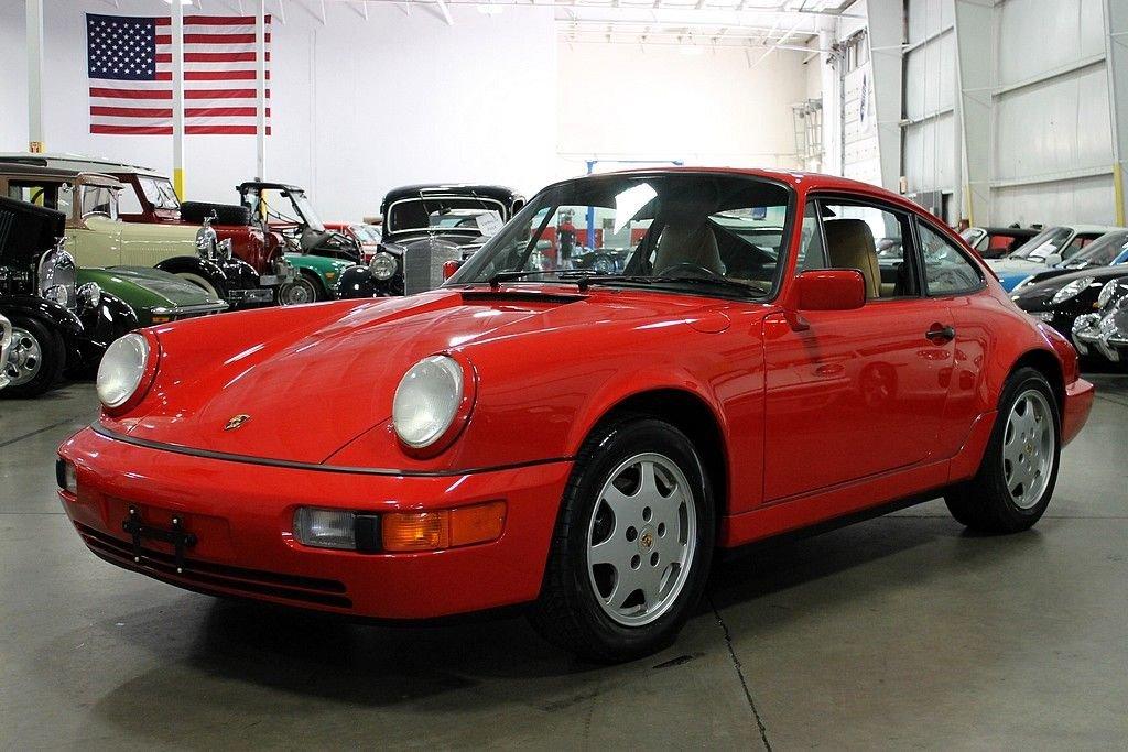 1991 porsche 911 964 carrera 2