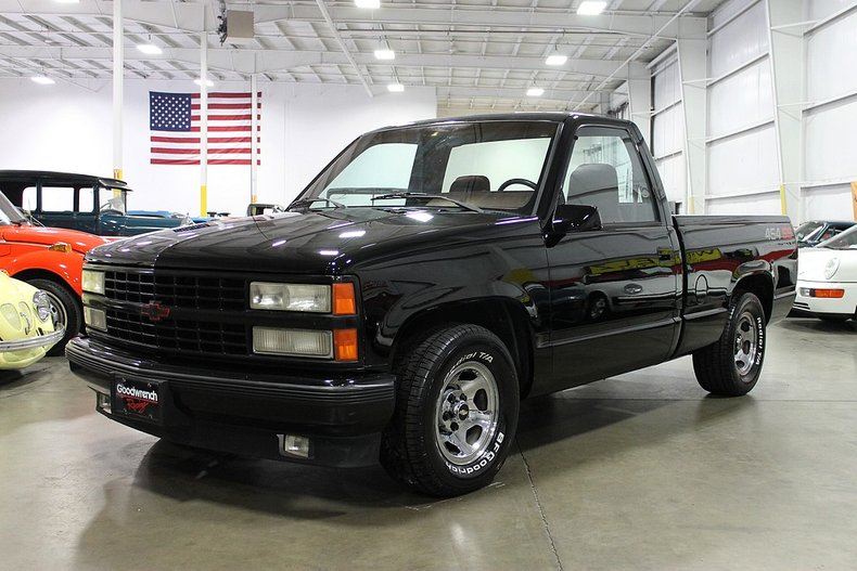 1990 chevrolet fleetside