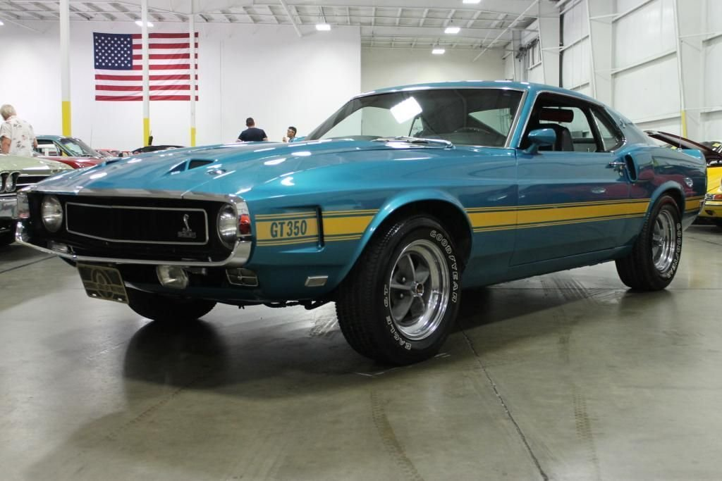 1969 ford shelby