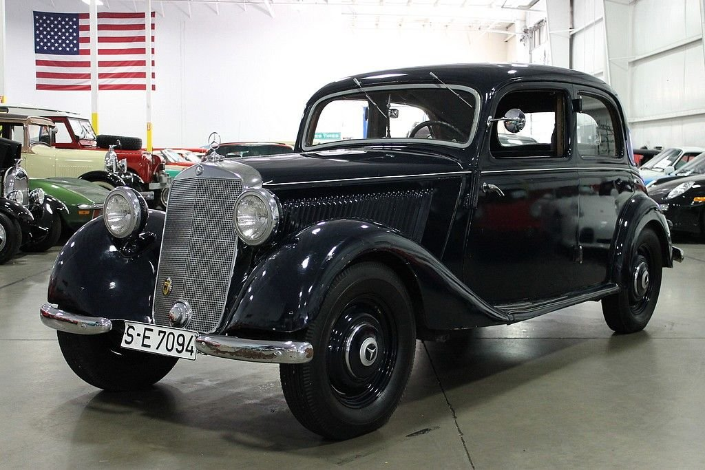 1949 mercedes benz 170