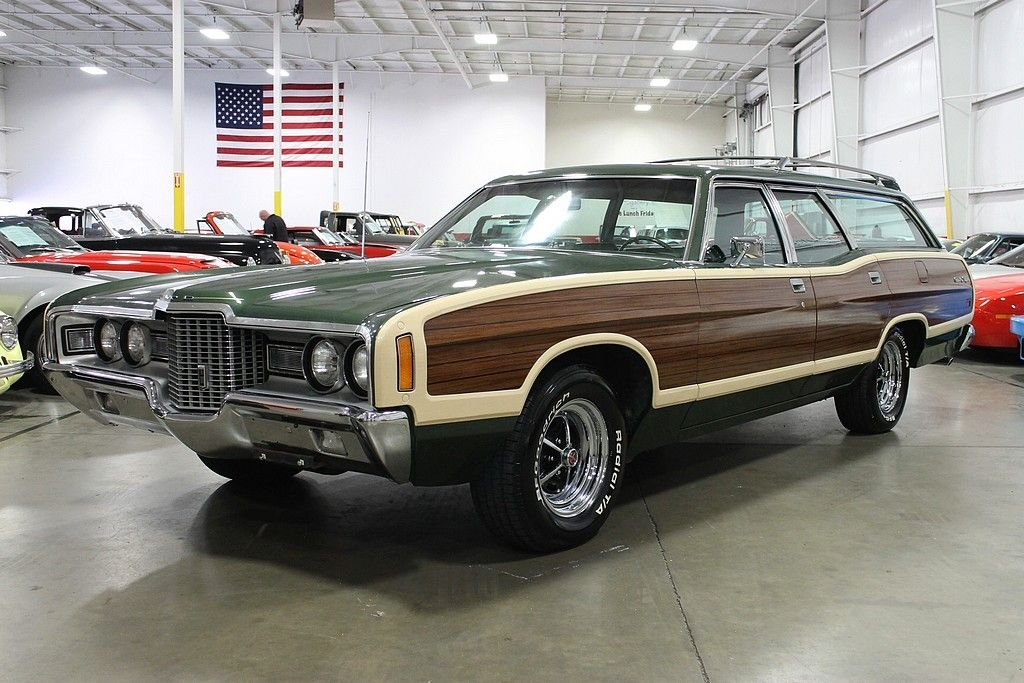 1971 ford ltd country squire