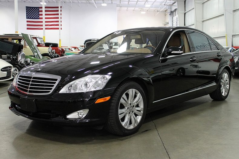 2009 mercedes benz s550 4 matic