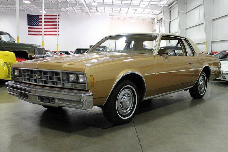 1977 chevrolet impala