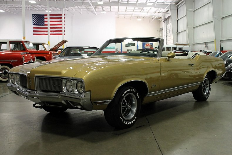 1970 Oldsmobile Cutlass | GR Auto Gallery