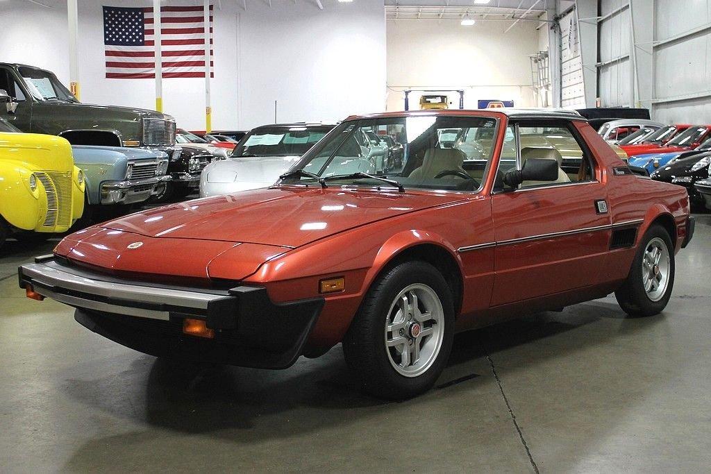 1980 fiat x1 9