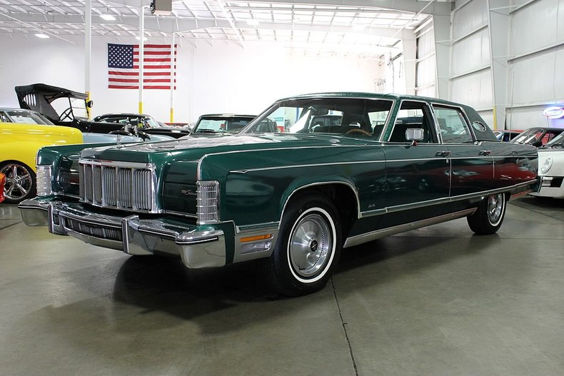 1976 Lincoln Continental Gr Auto Gallery