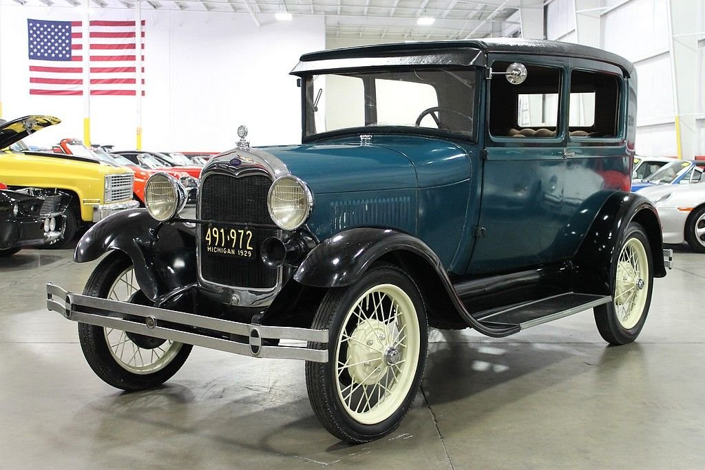 1929 ford model a
