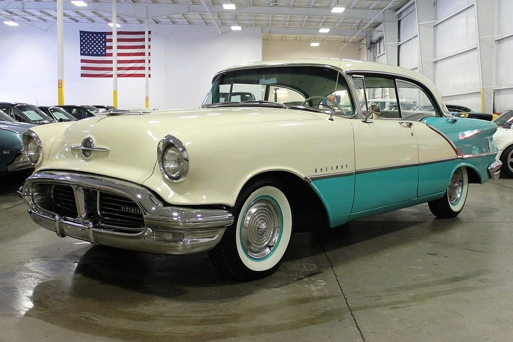 1956 oldsmobile 88 holiday