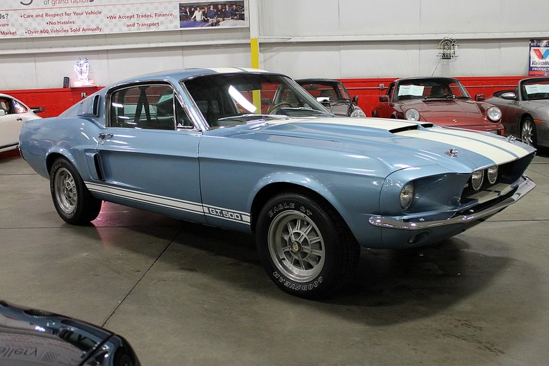 1967 Shelby GT500 | GR Auto Gallery