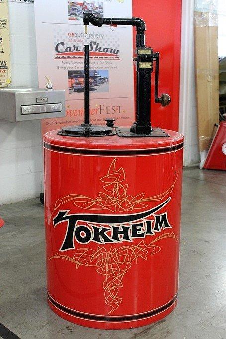 Tokheim oil pump