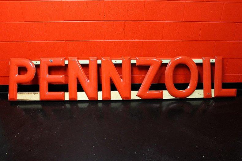 Pennzoil letters