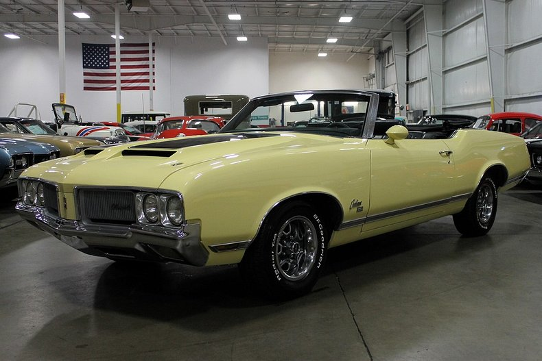 1970 oldsmobile cutlass sx 455