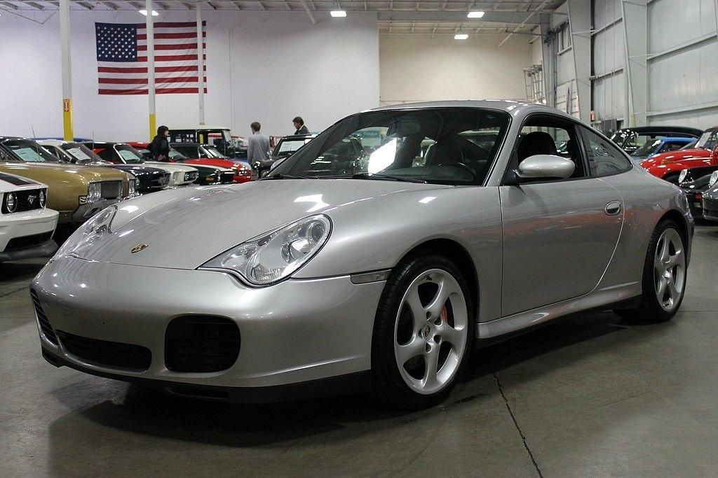 2002 porsche 911 996 carrera 4s