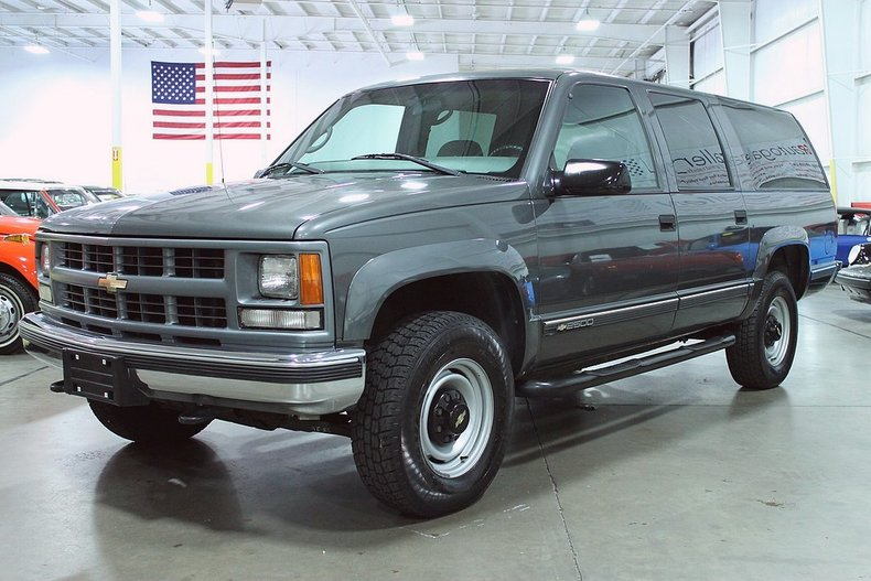 1999 Chevrolet Suburban Gr Auto Gallery