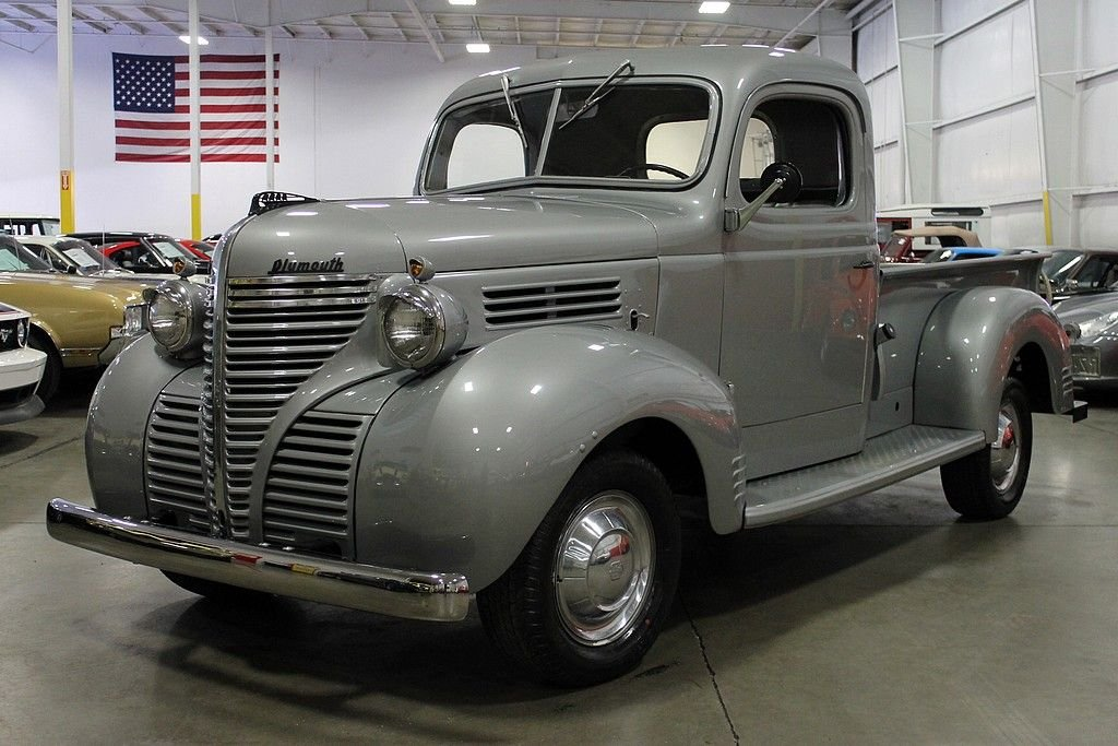 1940 plymouth pt 105
