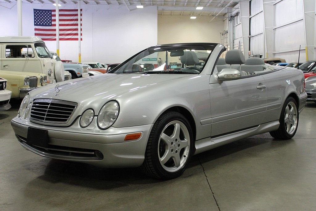 2003 mercedes benz clk430