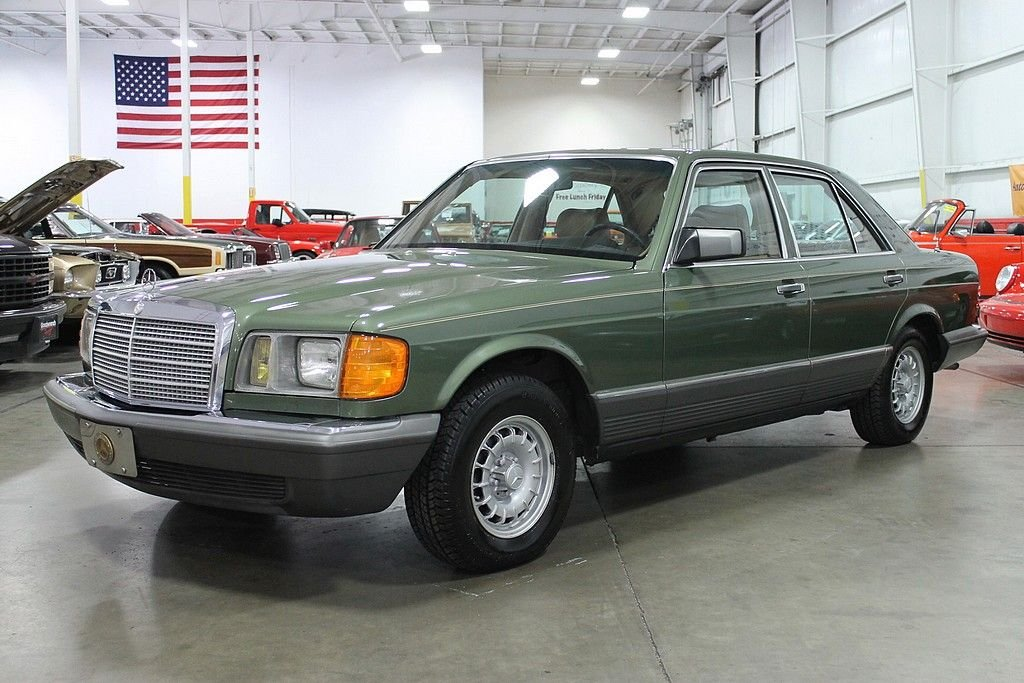 1982 mercedes benz 300sd
