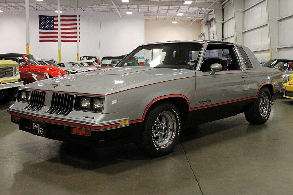 1984 oldsmobile cutlass hurst olds