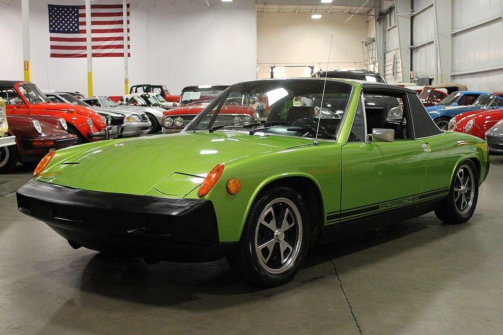 1976 porsche 914