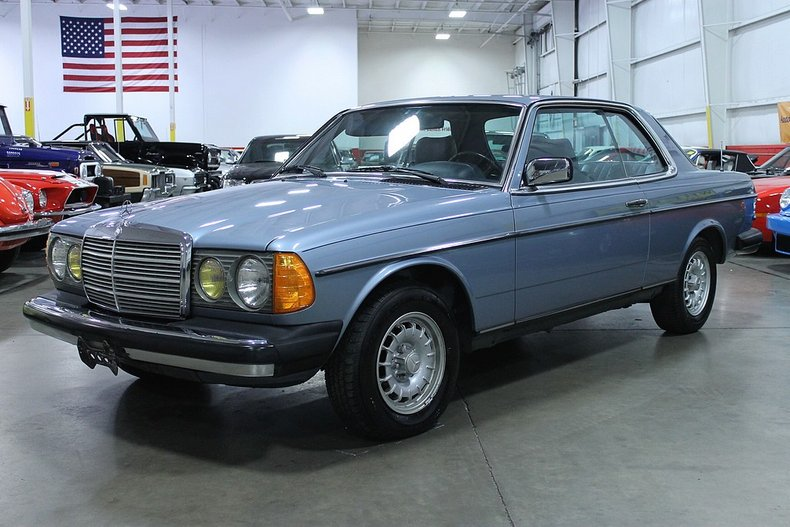 1985 mercedes benz 300cd