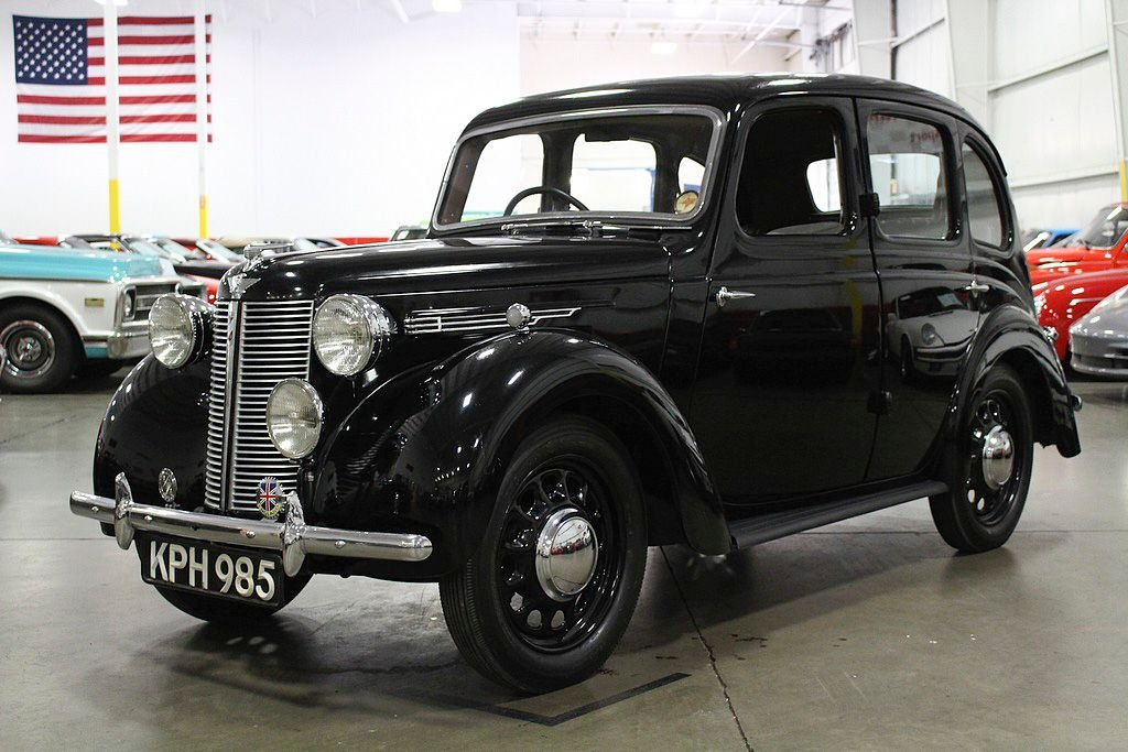 1946 austin 8 six light saloon