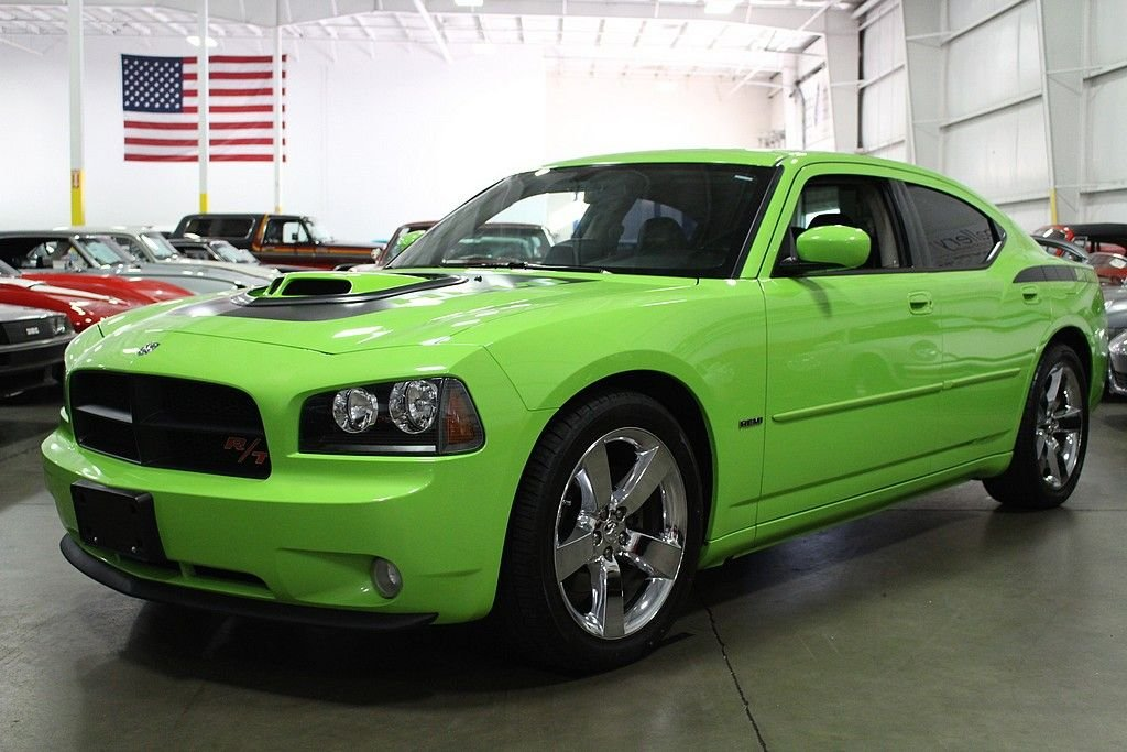 2007 dodge charger daytona