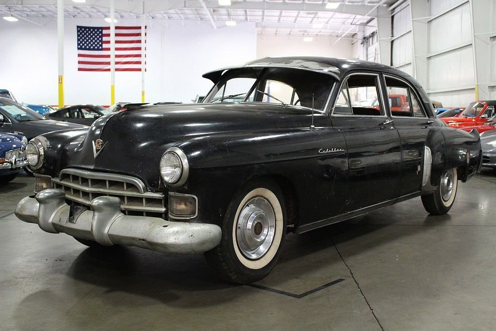 1948 cadillac fleetwood sixty