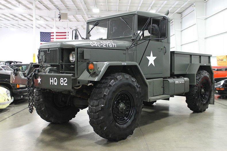 1978 jeep m35a2 2 1 2 ton