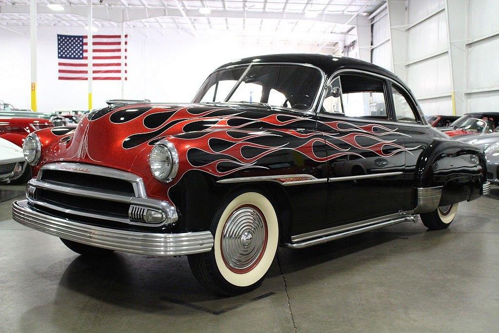 1951 chevrolet deluxe styleline